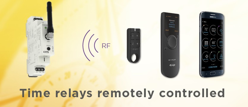 Time Relays - Remote Control photo