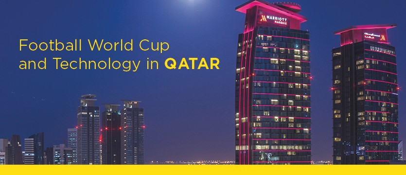 Football World Cup and Technology in Qatar photo