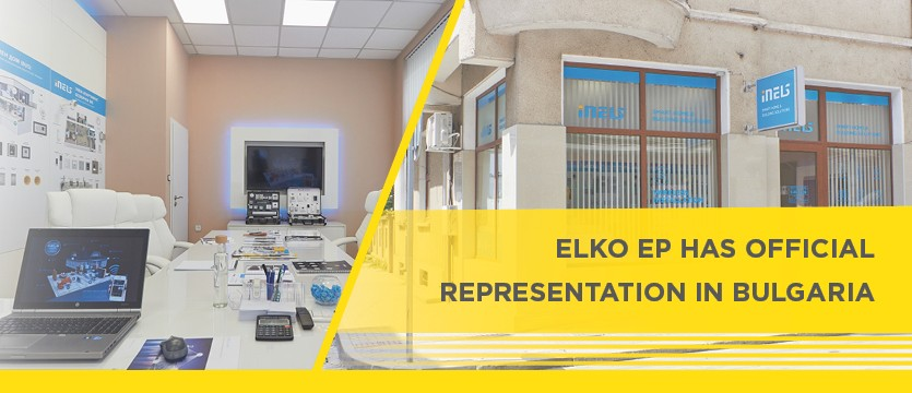 ELKO EP has official representation in Bulgaria photo