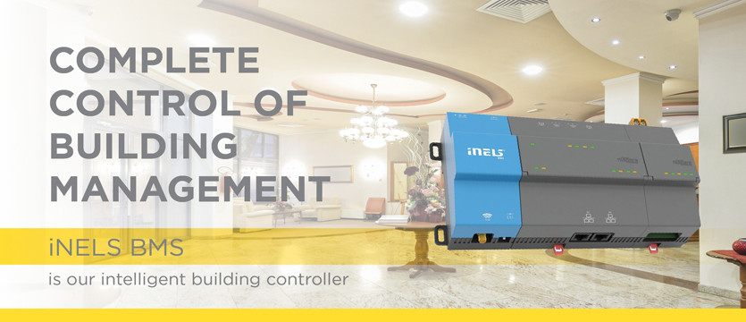 BMS – Building management system photo
