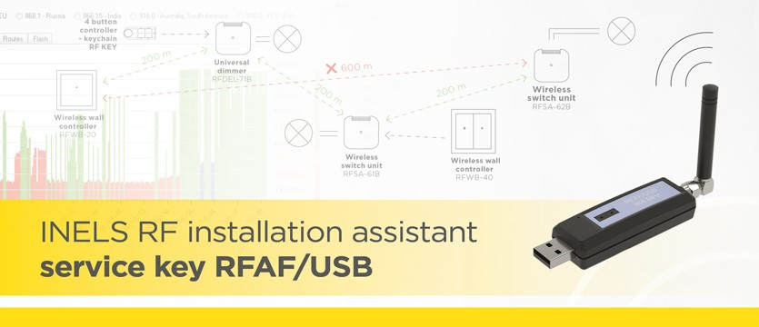 Service key RFAF/USB photo