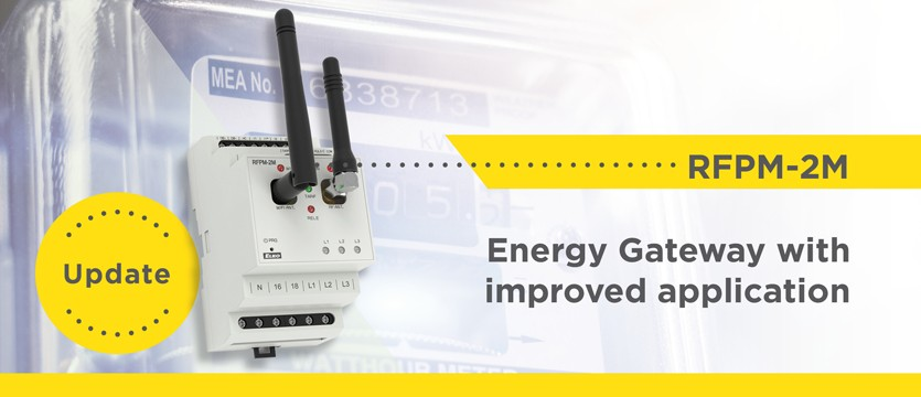 RFPM-2M  Energy gateway with improved application photo