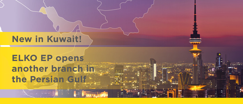 New in Kuwait! ELKO EP opens another branch in the Persian Gulf photo