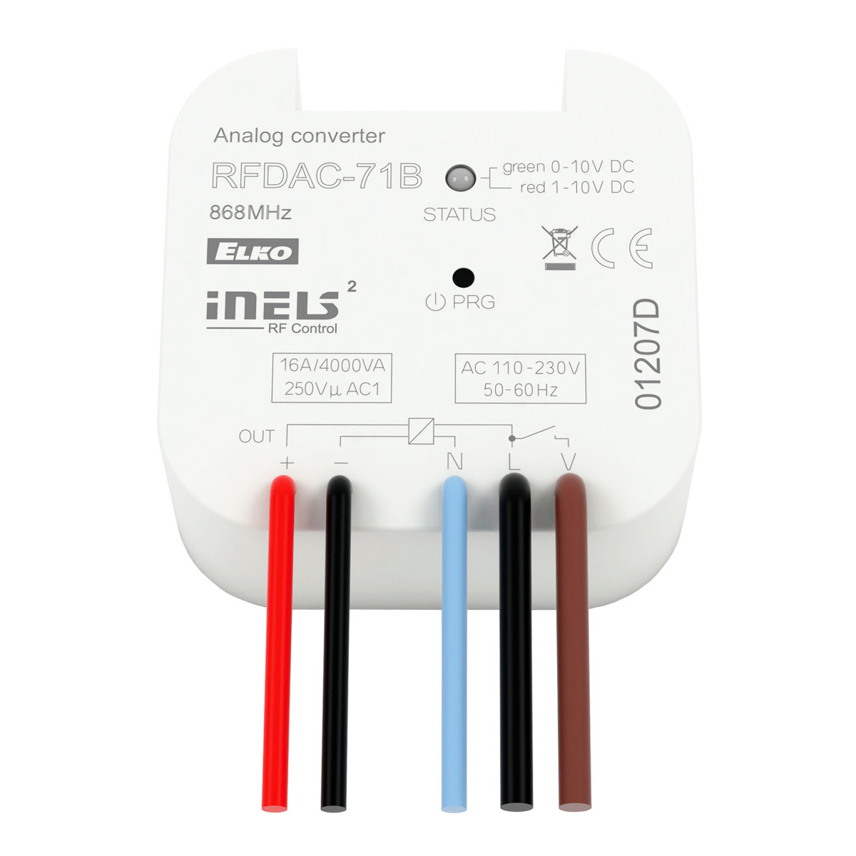 Analog Controller Rfdac 71b Elkoep Related Links More Circuit About Dimmer Lamps Downloads