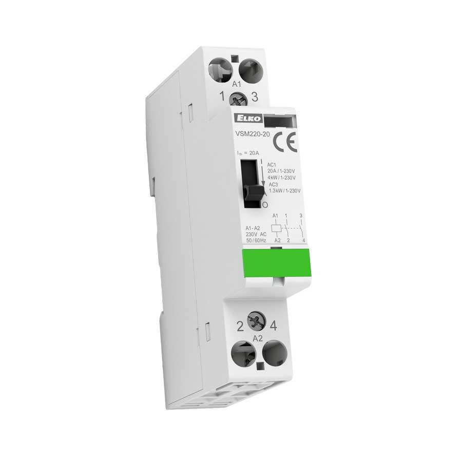 Installation contactor - VSM220 • ElkoEP