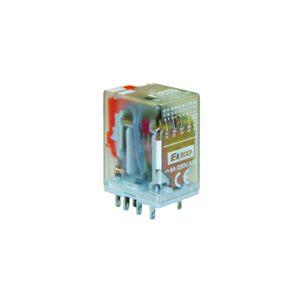 Power Relay Plug In Type 782l Elkoep Electrical And Its Types