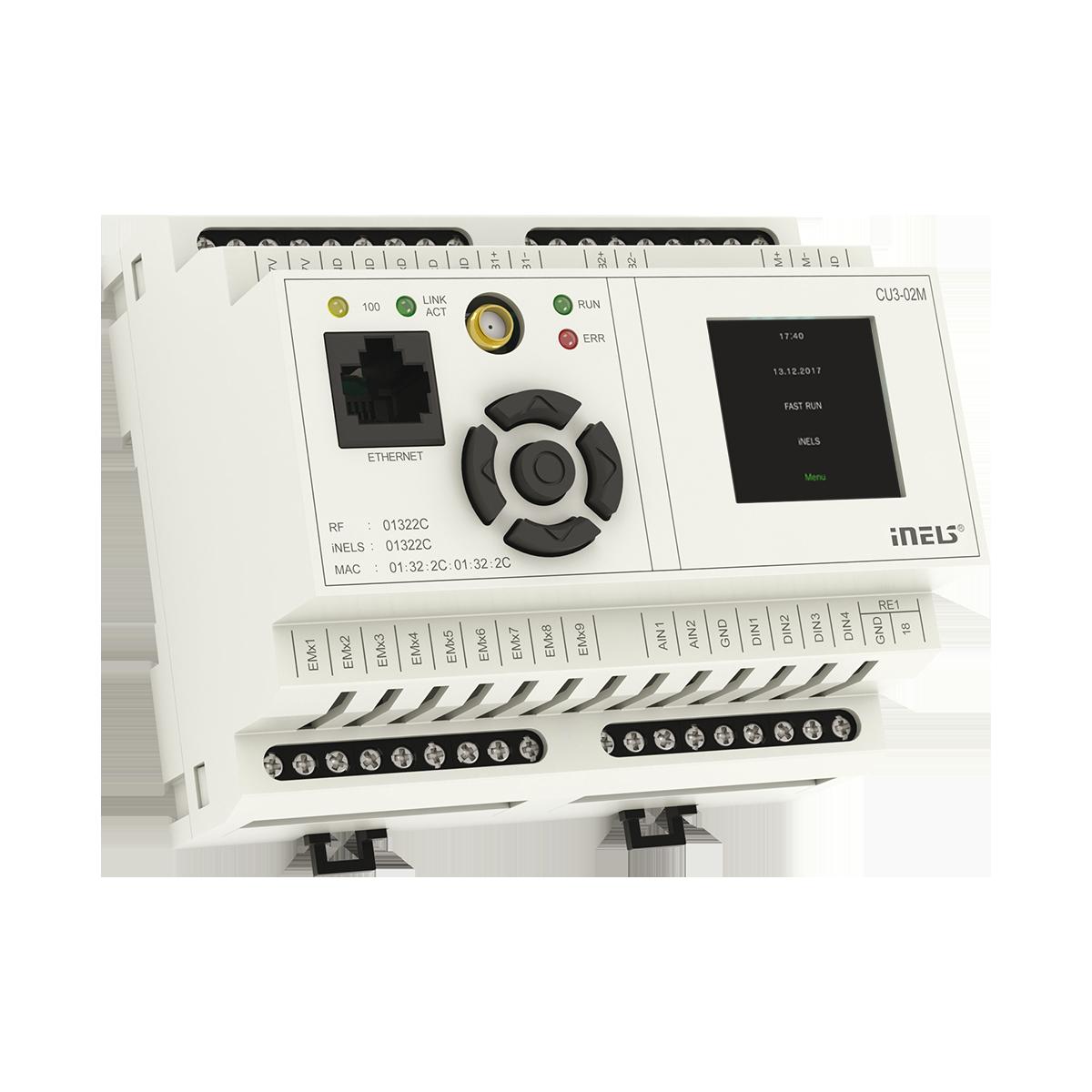 Central Unit Cu3 02m Elkoep Circuit Breaker Timer Interface Units Downloads