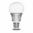 LED bulb with wide beam angle 265° - LBWB-E27-530-2K7 photo