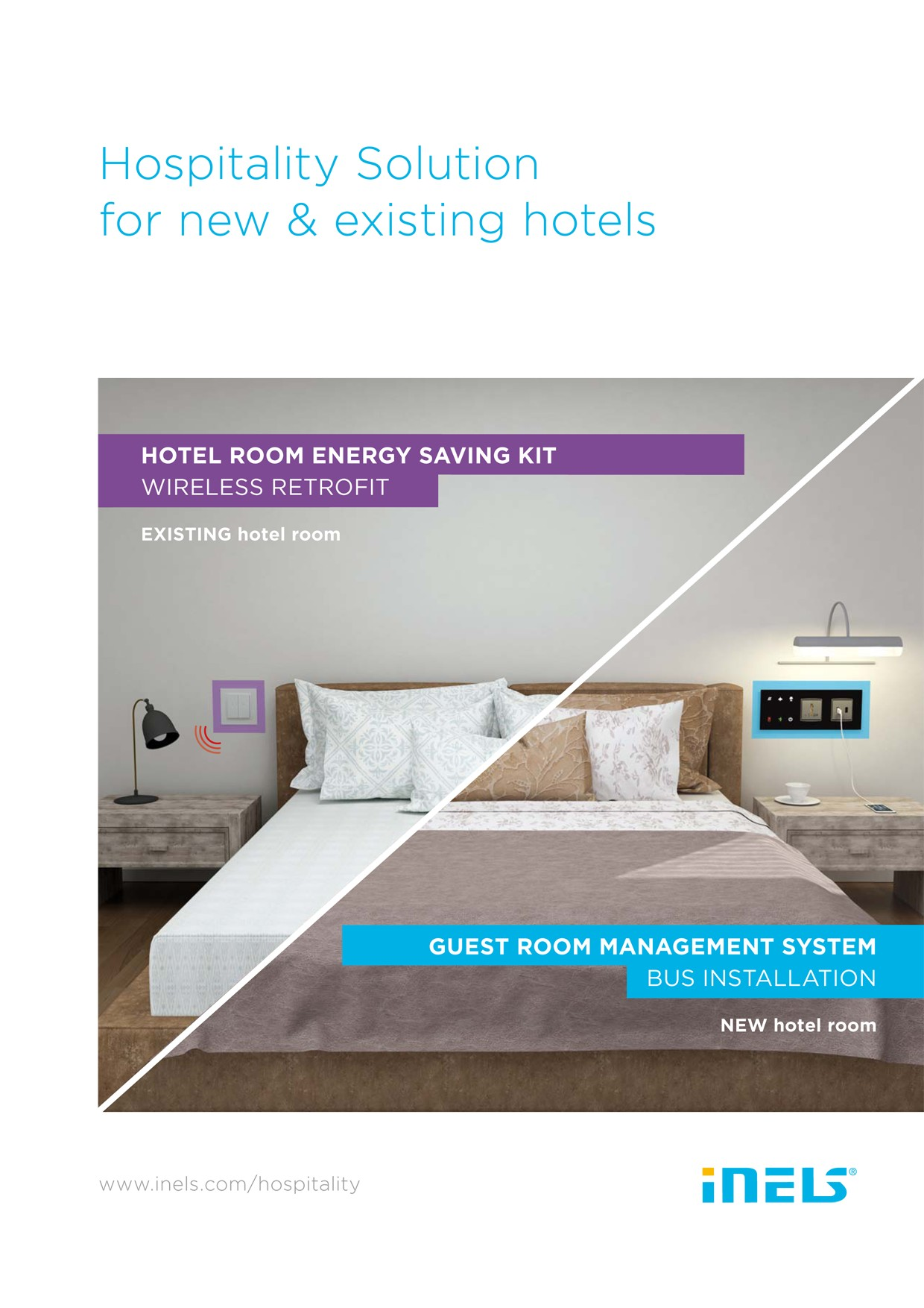 Hospitality Solution for new & existing hotels preview