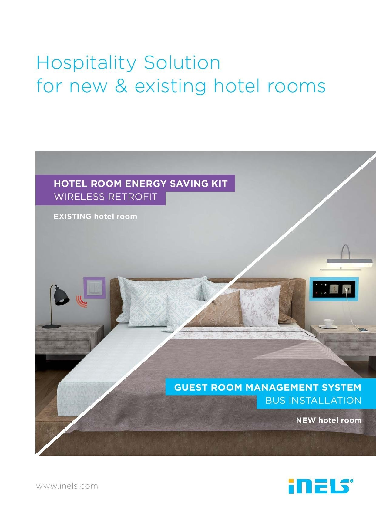 iNELS Hospitality Solutions preview