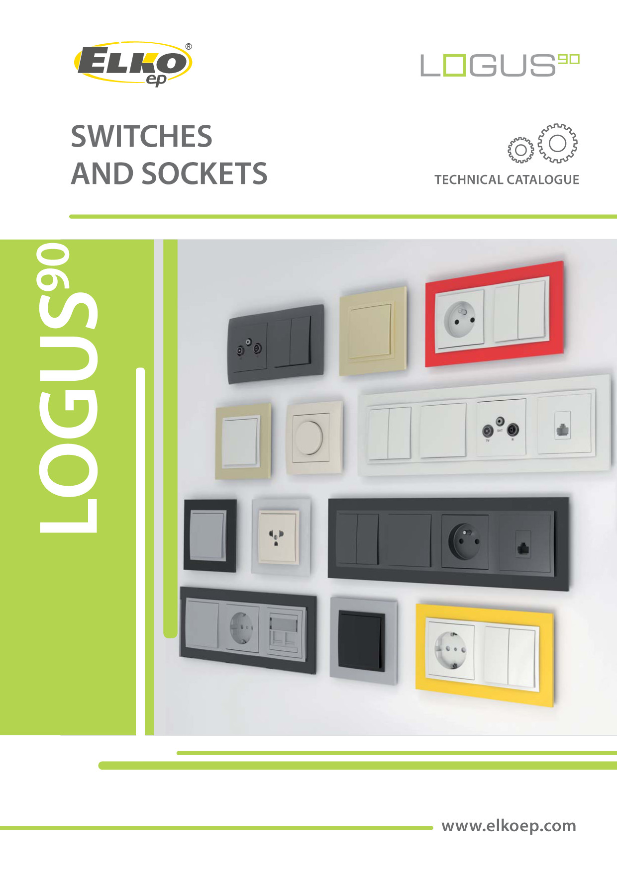 Switches and sockets preview
