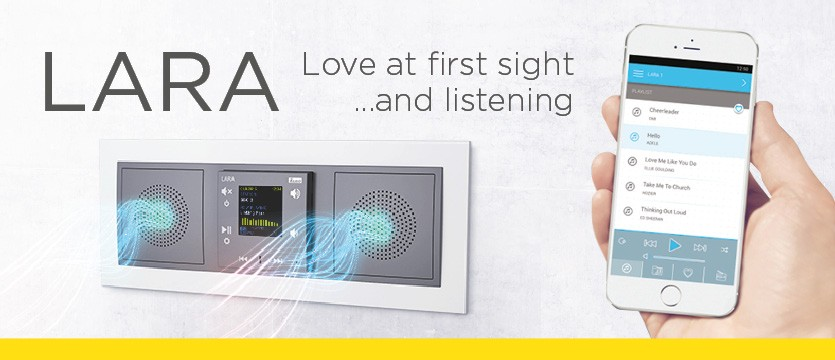 LARA – Love at first sight and listening