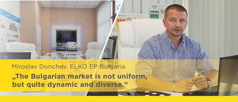 The Bulgarian market is not uniform, but quite dynamic and diverse